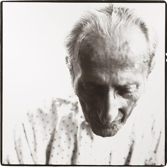 Richard Avedon - Jacob Israel Avedon, Sarasota, Florida, December 19, 1972