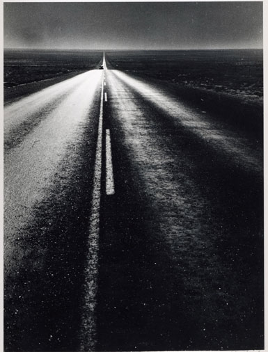Robert Frank U.S. 285, New Mexico 1956