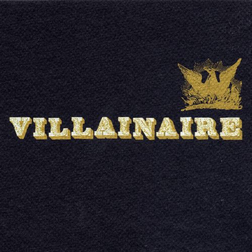 Villainaire - Cover