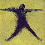Arnulf Rainer, Body Pose III, 1971/72